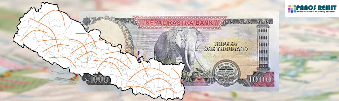 money transfer to Nepal